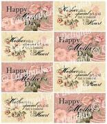 Mothers Day Card Toppers