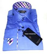 Mens Italian Slim Fit Shirt