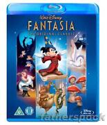 Fantasia Blu Ray