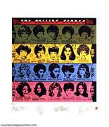 Rolling Stones Litho