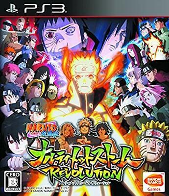 Usado, Naruto Shippuden: Ultimate Ninja Storm Revolution - edition standard [PS3] comprar usado  Enviando para Brazil
