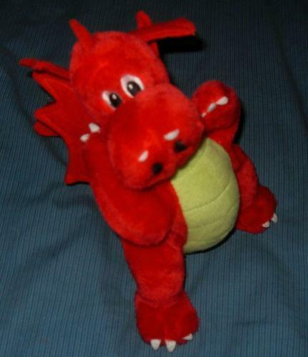 Welsh Dragon Toy Ebay