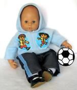 Baby Annabell Brother Clothes