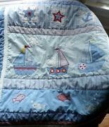 Sailboat Bedding