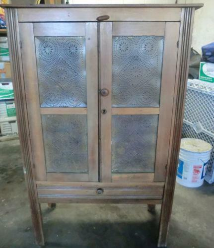 Pie Safes - Pie Safe: Antiques EBay