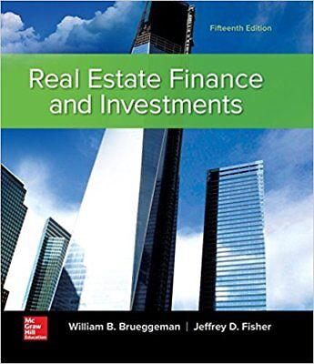 Real Estate Finance and Investments 15E Global Edition