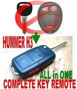 Hummer H3 Remote