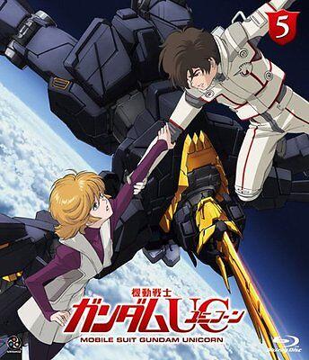 Mobile Suit Gundam Uc 5 [Blu-ray]  Blu-ray
