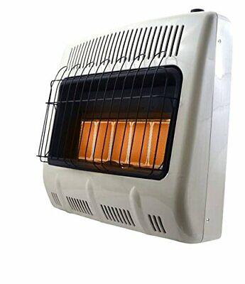 Mr. Heater Vent-Free 30,000 BTU Radiant Natural Gas Heater M