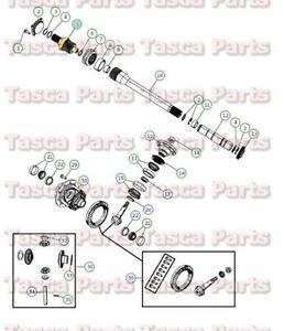 Ford F 150 4x4 Front Axle Diagram