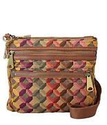Fossil Tapestry Handbag
