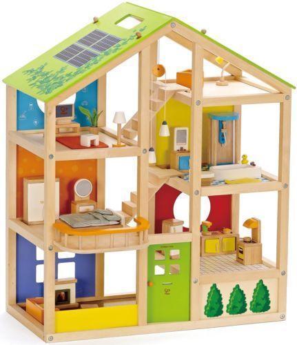 Hape Dollhouse Ebay