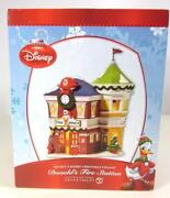 Dept 56 Disney Christmas Village