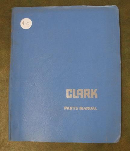 clark c500 forklift service manual