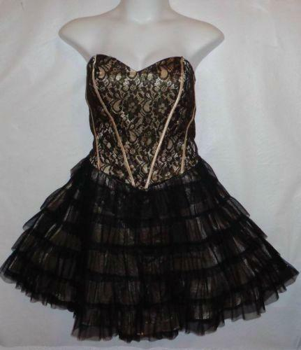 Corset Formal Dress - eBay