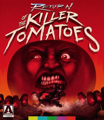 Return Of The Killer Tomatoes [New Blu-ray]