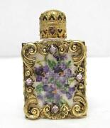 Antique Mini Perfume Bottles