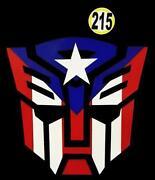 Puerto Rico Stickers