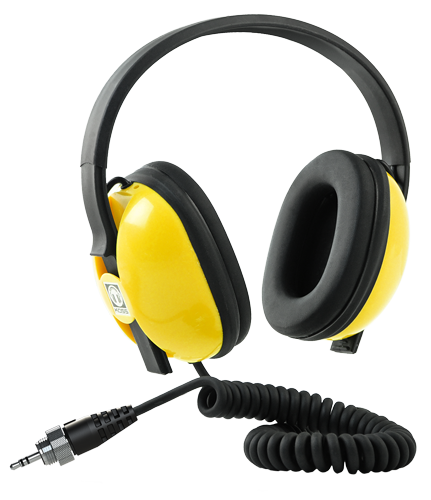 Minelab Waterproof Headphones for the Minelab Equinox 600 & 800 Metal Detectors