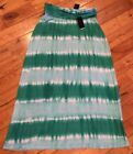 Design History Viscose Tie Dye Skirts for Women