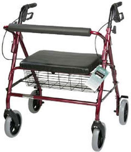 Bariatric Rollator Walkers Amp Canes Ebay