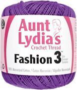 Size 3 Crochet Cotton