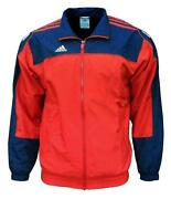 Red adidas Tracksuit