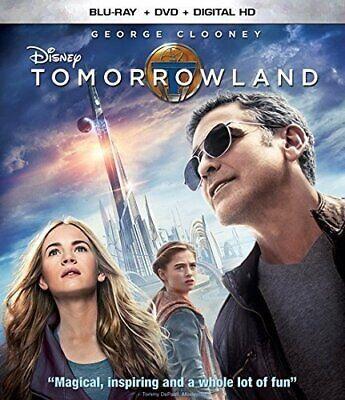 Tomorrowland [Blu-ray + DVD + digital]