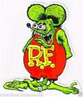 Rat Fink Figure