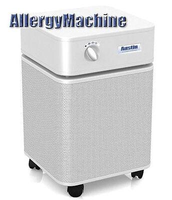 Austin Air HEGA Allergy Machine HM405 White