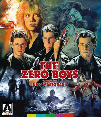 The Zero Boys [New Blu-ray] With DVD - Blue Buddies Halloween