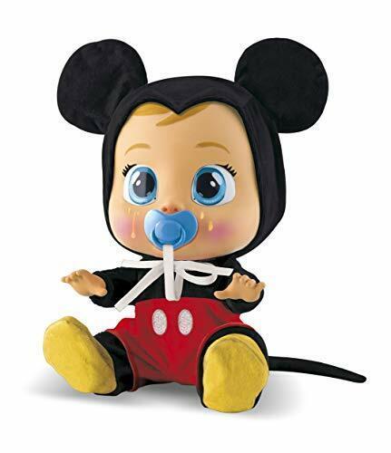 Imc Toys 97858 Baby Mickey Mouse, Multi-Colour