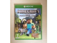 Minecraft Includes Favourites Pack Xbox One