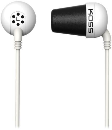 Plug-In Ear Headphones, Portable Audio MP3 MP4 Player Access