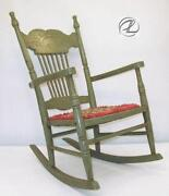 Vintage Childs Rocker