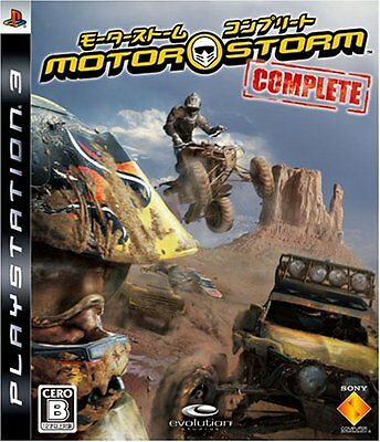 (Toughened) PS3 MotorStorm Achieve [Significance Japan]((Unoccupied Shipping))