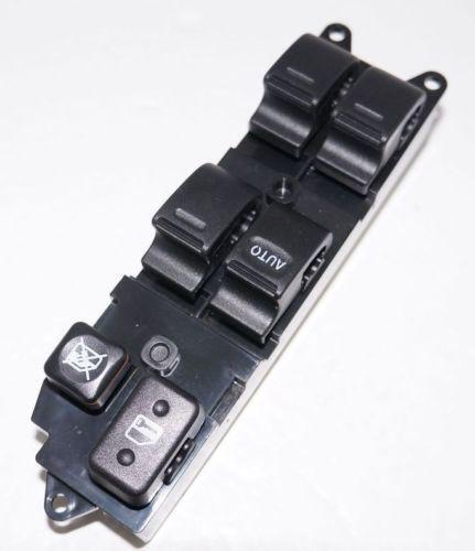 Toyota rav4 master power window switch ebay for 2002 toyota camry power window switch