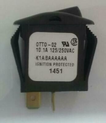 K1ABAAAAAA Otto K1 Sealed Rocker Switch On-Off