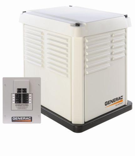 Generac Propane Generatoron C 41 Automatic Transfer Switch