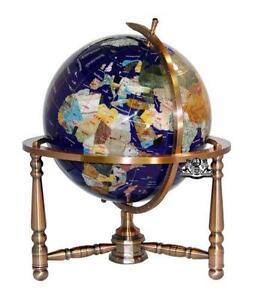 gemstone globe ebay