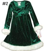 Girls Holiday Christmas Dress Size 12