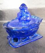 Westmoreland Glass Blue