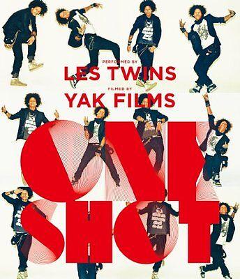 LES TWINS x YAK FILMS ONE SHOT Blu-ray Disc 2013 DSW-1001