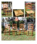 Antique Furniture Maple Chairs