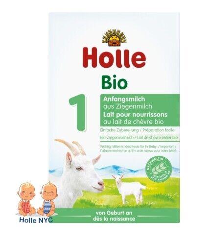Holle Goat Milk Stage 1 Organic Formula 400g Free Shipping