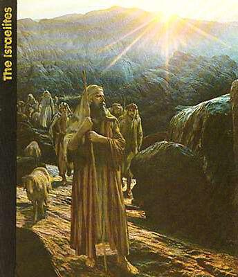 Israelites Time Life Emergence of Man Canaan Exodus Jericho Israel Judah Hyksos