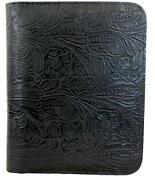 Leather Padfolio Zipper