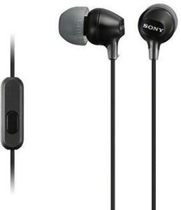 Sony MDREX15AP/B Headphones