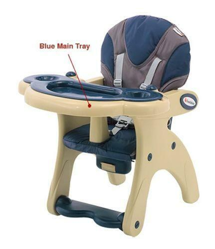 high chair replacement tray ebay. Black Bedroom Furniture Sets. Home Design Ideas