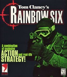 Tom Clancy's Rainbow Six *BRAND NEW* PC
